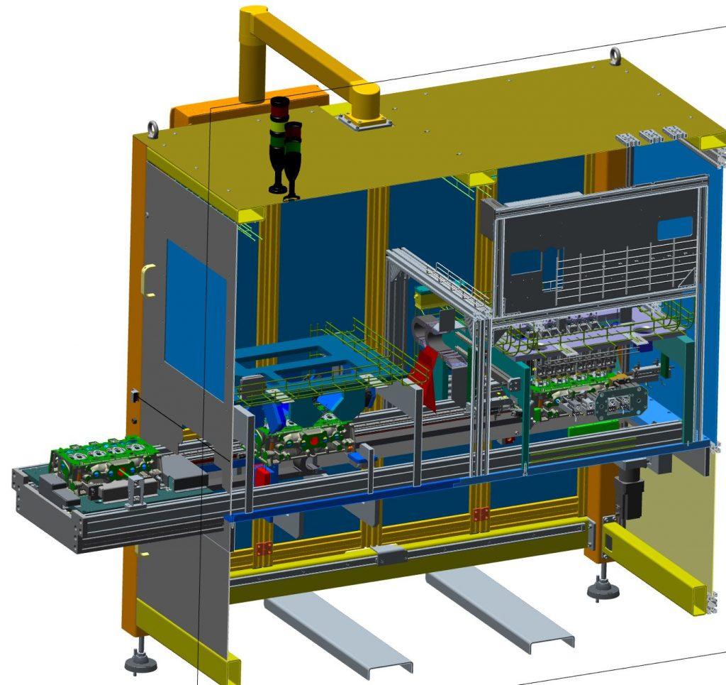 Shuttle Inspection System